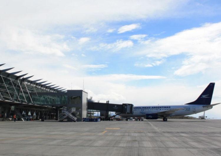 """La ANAC eleva a la categoría de """"internacional"""" al aeropuerto El Calafate"""