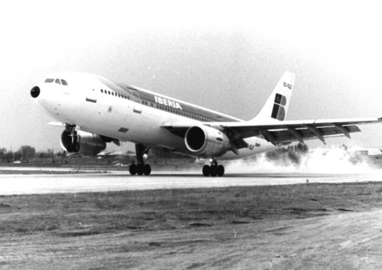 40 años de la llegada a Iberia del primer Airbus