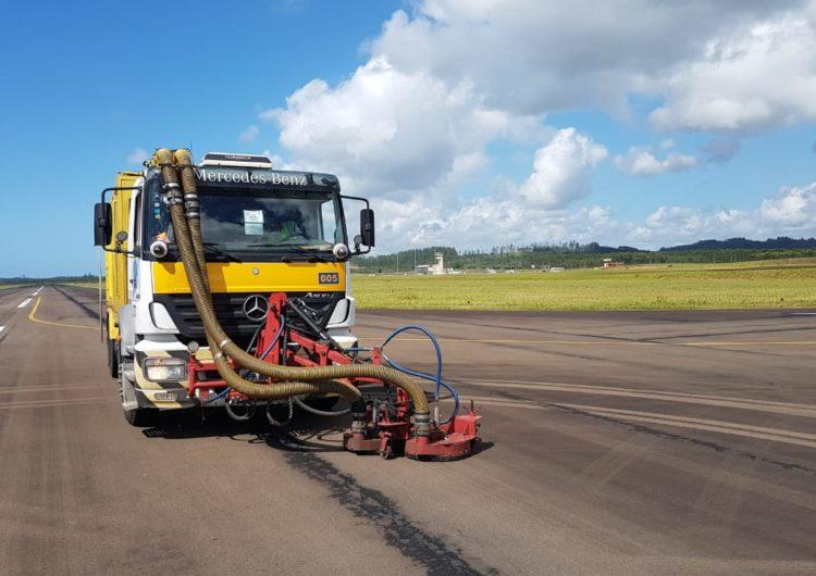 Infraero prestará serviços na pista do Aeroporto de São Gabriel da Cachoeira