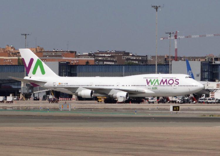 Wamos Air: ambicioso plan de reanudación a partir de junio