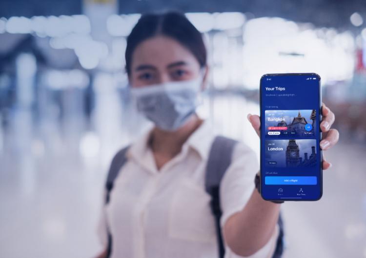 """Airbus lanza aplicación complementaria """"Tripset"""" para facilitar el viaje de pasajeros"""