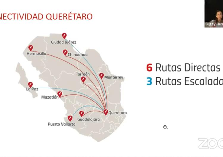 México: SECTUR Querétaro promueve Pueblo Mágico de Jalpan de la mano de TAR Aerolíneas