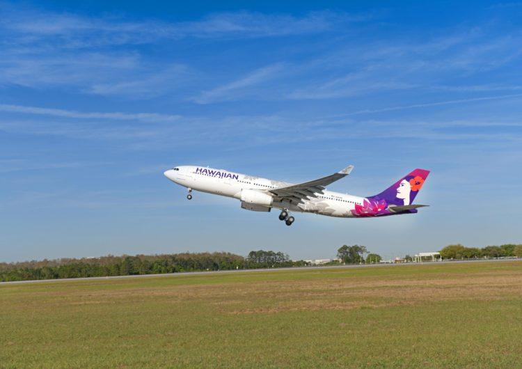 Hawaiian Airlines inauguró una de las rutas de cabotaje más largas de Estados Unidos