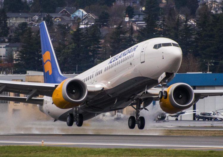 Icelandair reiniciará vuelos MAX en marzo