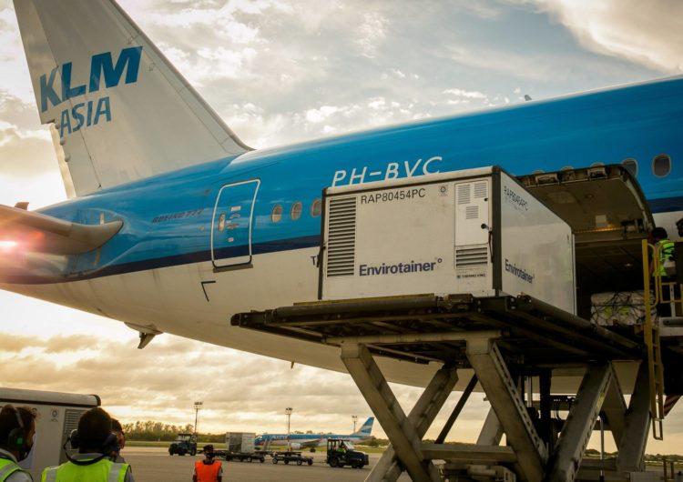 """""""Estamos listos para asumir todos los desafíos"""": Enrica Calonghi, directora general para Sudamérica de Air France KLM Martinair Cargo"""