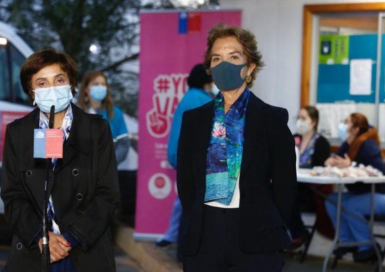 Chile: MTT y Minsal dan inicio al proceso de vacunación de trabajadores del transporte en todo el país