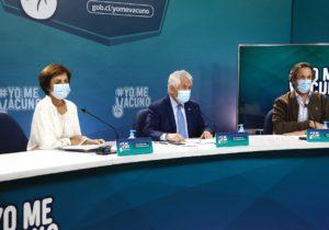 Plan Frontera Protegida: Gobierno chileno permitirá viajes al extranjero a vacunados