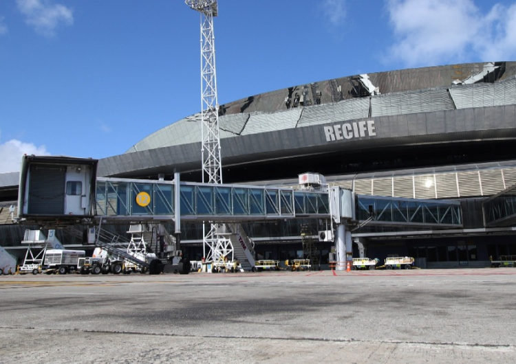 Recife sobe no ranking e se torna o 5º mais movimentado aeroporto do Brasil