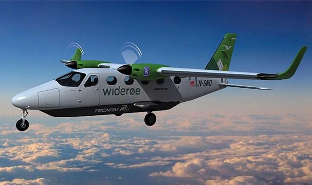 Rolls-Royce y Tecnam entregarán a Widerøe un avión de pasajeros totalmente eléctrico en 2026