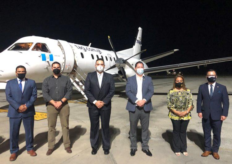 TAG Airlines reinicia operaciones entre Guatemala y El Salvador