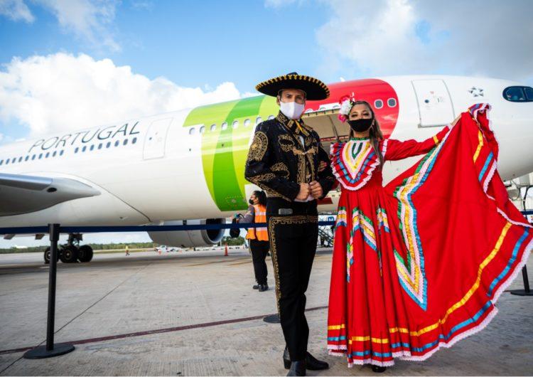 TAP Air Portugal augura éxito al vuelo directo de Lisboa a Cancún