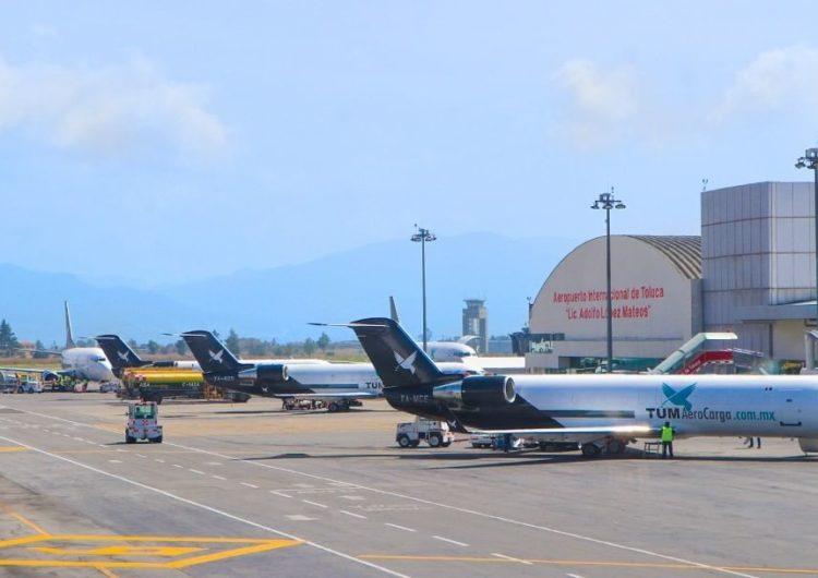 Inicia TUM AeroCarga operaciones en Nuevo Laredo