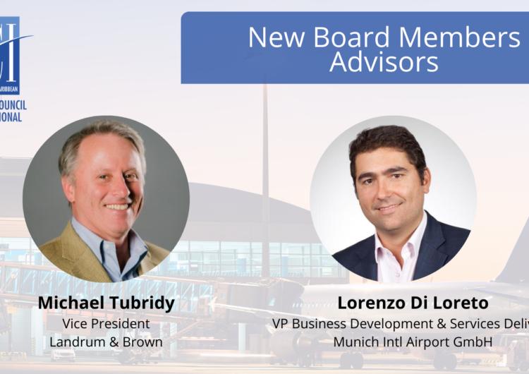 ACI-LAC anuncia el nombramiento de dos nuevos miembros de la Junta Directiva