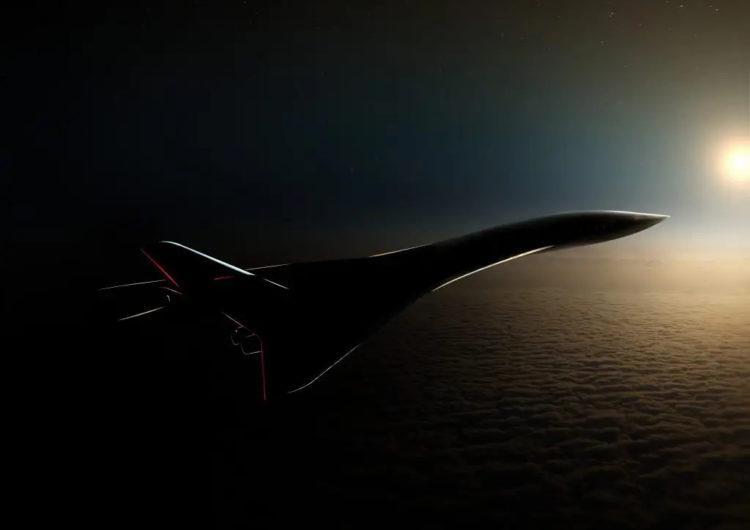 Los aviones supersónicos están a la vuelta de la esquina