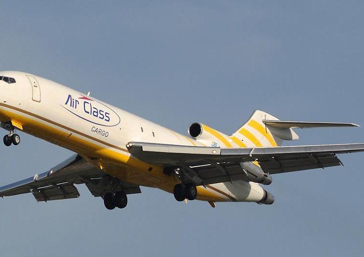 Air Class Cargo volará a Brasil e incorpora un segundo Boeing 727