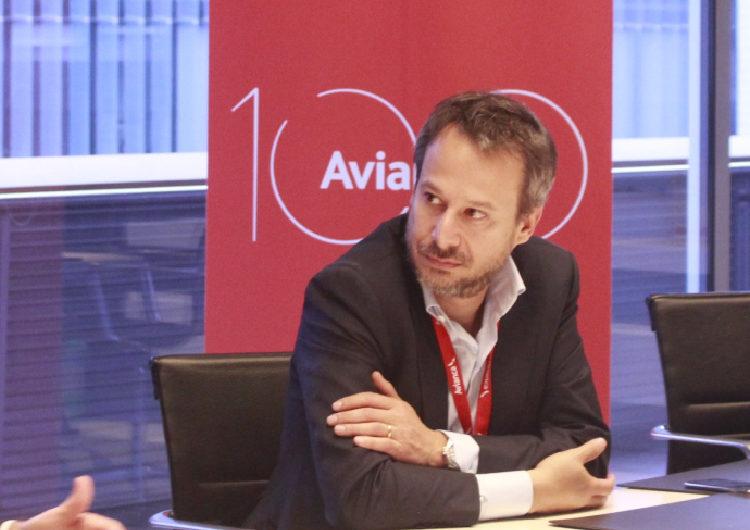 Adrian Neuhauser habló sobre el nuevo esquema de Avianca y sus proyecciones