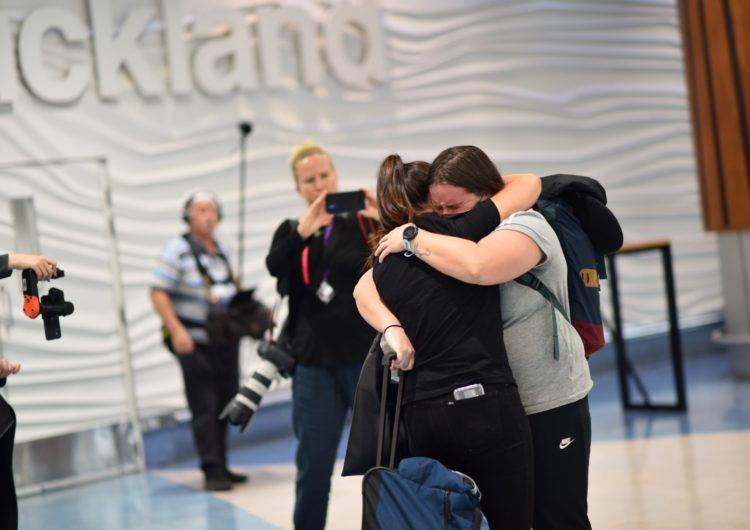 Australia y N.Zelanda abren su burbuja aérea tras un año de cierre fronterizo