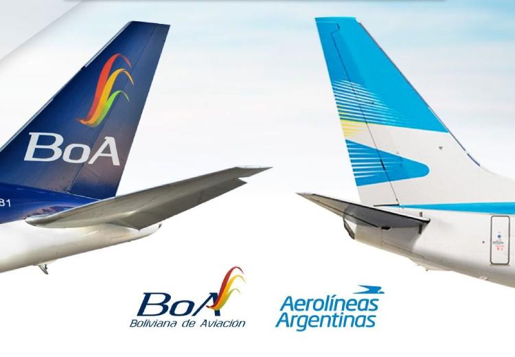 BoA y Aerolíneas Argentinas firman acuerdo interlineal para beneficio de pasajeros