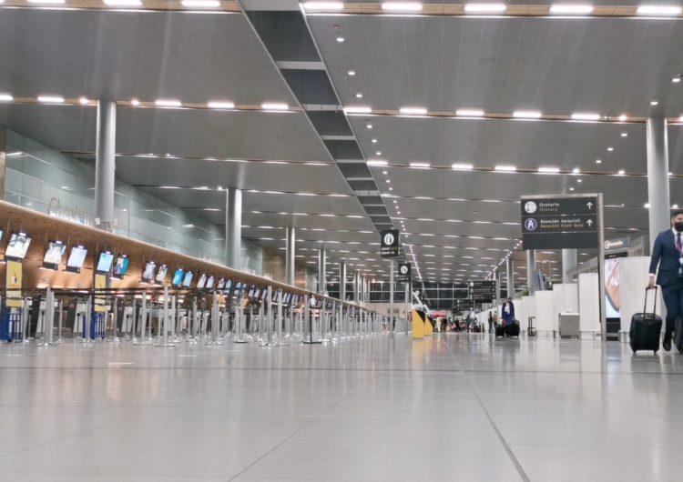 Aeropuerto El Dorado recibió Certificación LEED Platino