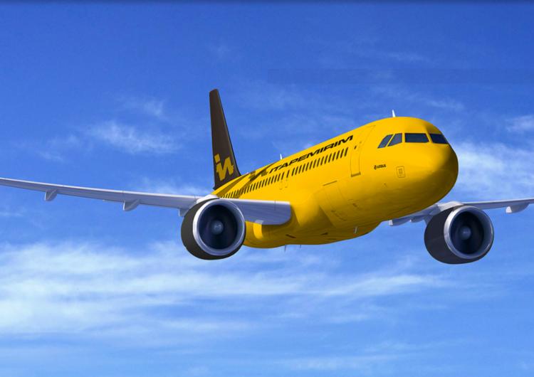 Nova aérea ITA realiza primeiros voos de certificação