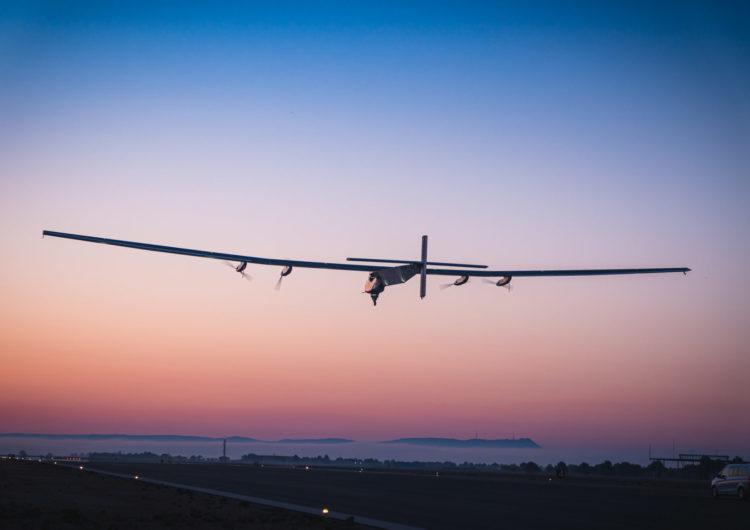 Skydweller Aero prueba con éxito el vuelo sin piloto del avión que se alimenta por energía solar