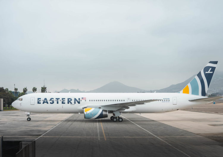 Eastern Airlines incrementó las frecuencias entre Miami y Asunción