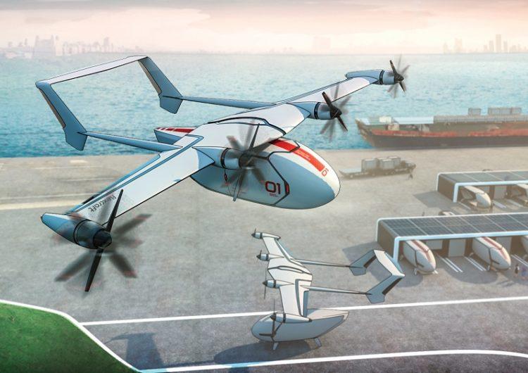 Embraer revela los detalles de la aeronave Flexcraft