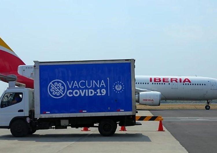 IAG Cargo, Iberia y British Airways transportan 2,5 millones de vacunas en América Latina