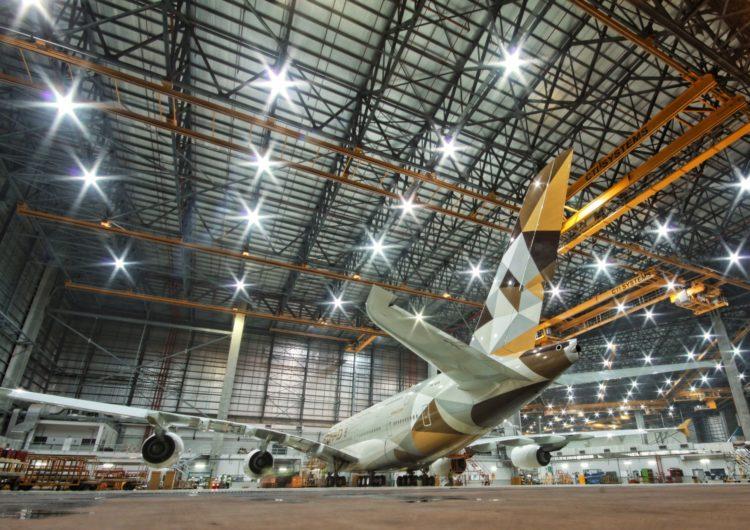Etihad Airways decide almacenar todos sus Airbus A380
