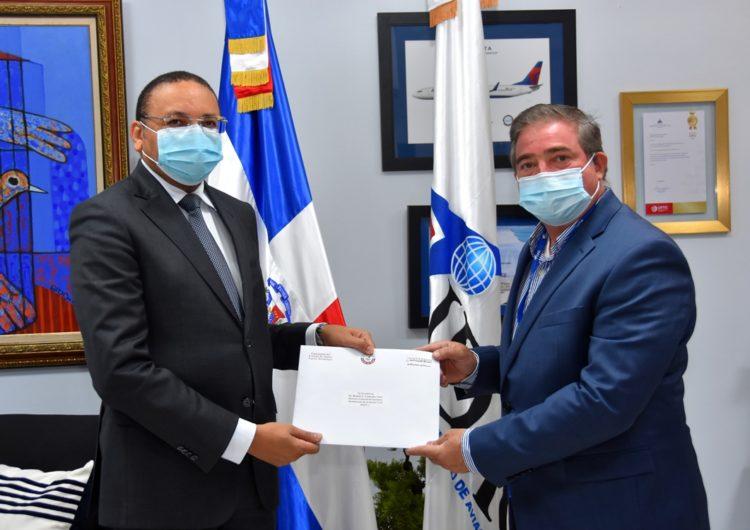 RD: El IDAC y Qatar se unen para impulsar la aviación civil