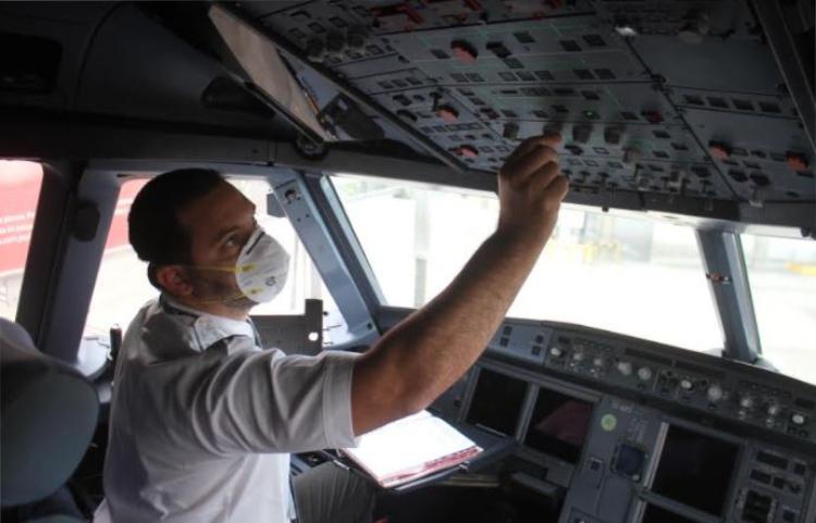 Piloto: Una profesión en tiempos de pandemia