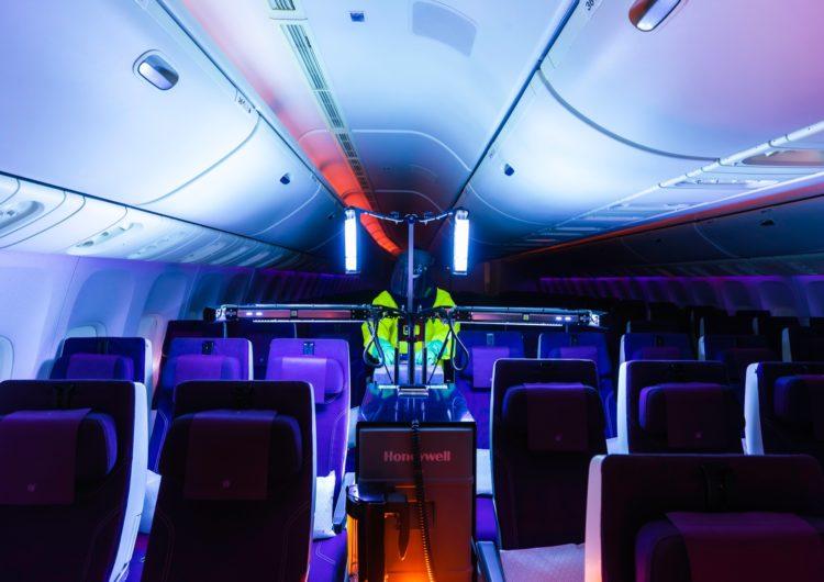 Qatar Airways incorpora la última versión de limpieza de cabina