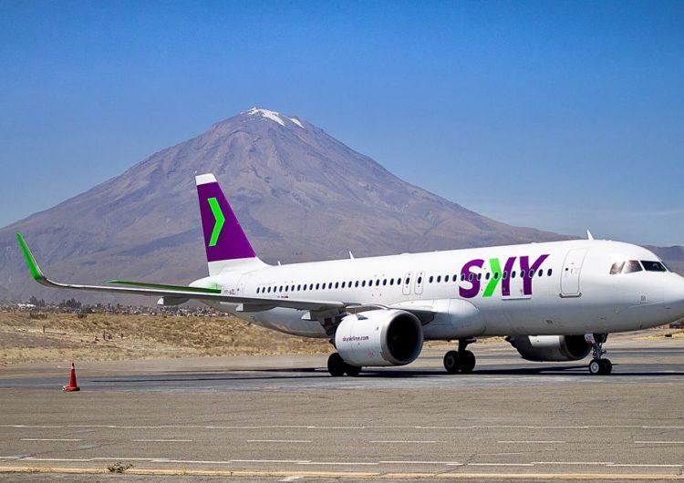SKY Airline cumple 2 años de operaciones en el Perú
