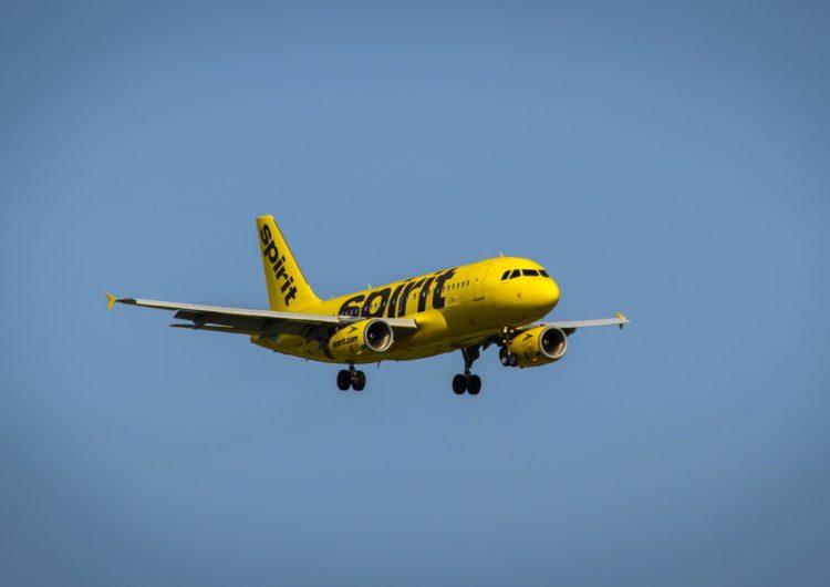 Spirit Airlines Inició Nuevamente sus Vuelos Desde Aguadilla