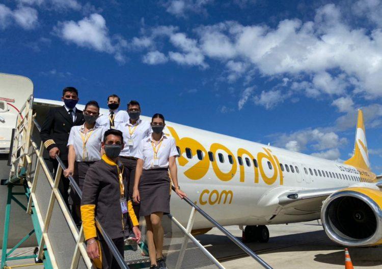 Flybondi ya vuela desde Aeroparque a 12 destinos nacionales