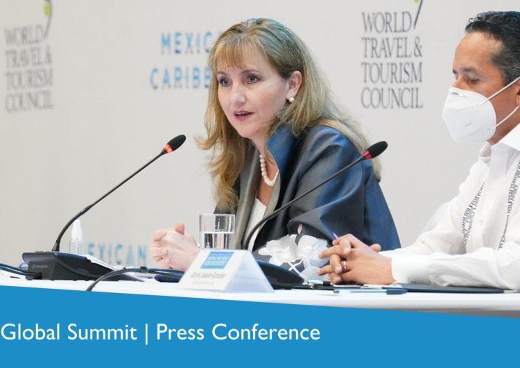 Comienza en Cancún la Cumbre Mundial del WTTC