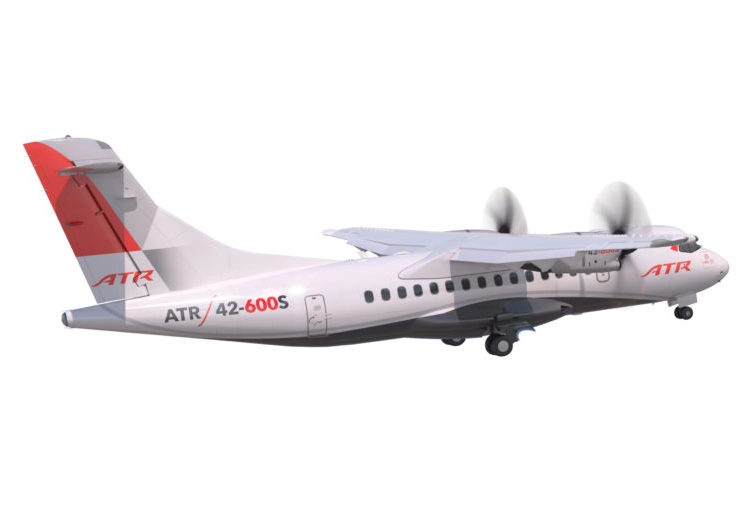ATR comienza a fabricar las primeras piezas del ATR 42-600