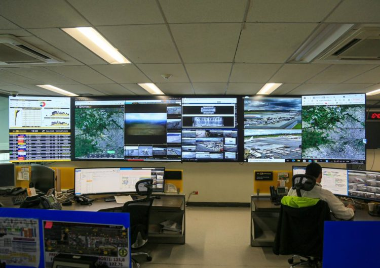 Aeropuerto El Dorado estrena sistema que permite medición y monitoreo del flujo de pasajeros en tiempo real