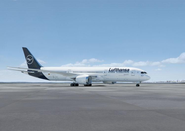 Lufthansa compra cinco aviones Airbus A350-900 y otros cinco Boeing 787-9
