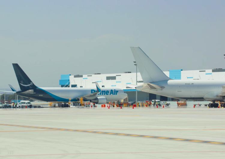 Amazon Prime Air recibe dos Boeing 767-300F