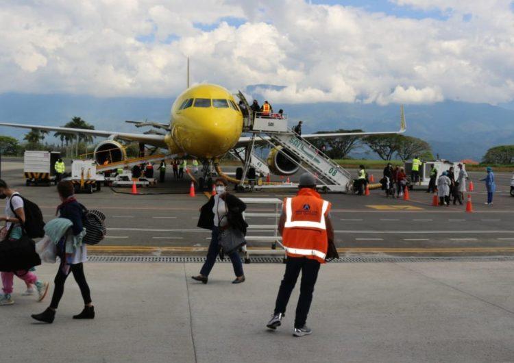 Recibe Colombia 10 millones de viajeros tras reapertura