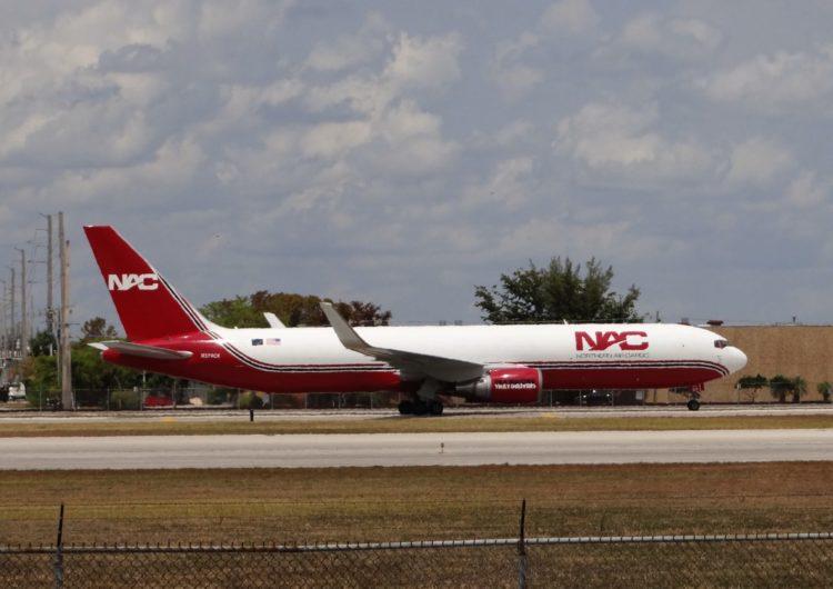 Northern Air Cargo busca expandir sus operaciones en República Dominicana