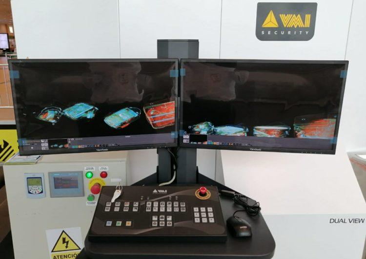 Instalan escáneres en aeropuerto Jorge Chávez para agilizar revisión de equipajes