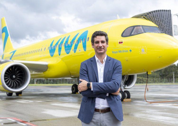 Viva apuesta por vender más de 2 millones de asientos para que los colombianos vuelen más