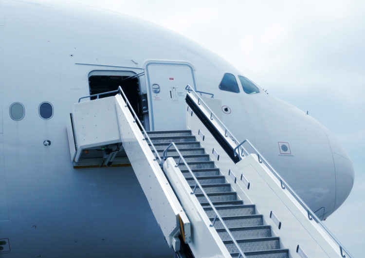 Recuperación aérea doméstica de México al 75%: SCT
