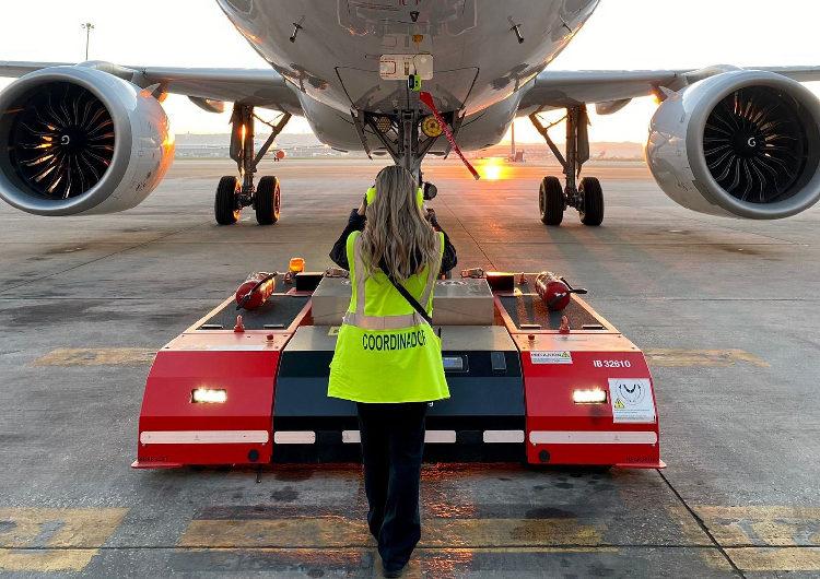 Iberia Airport Services apuesta por el Green Handling también en el aeropuerto de Barcelona