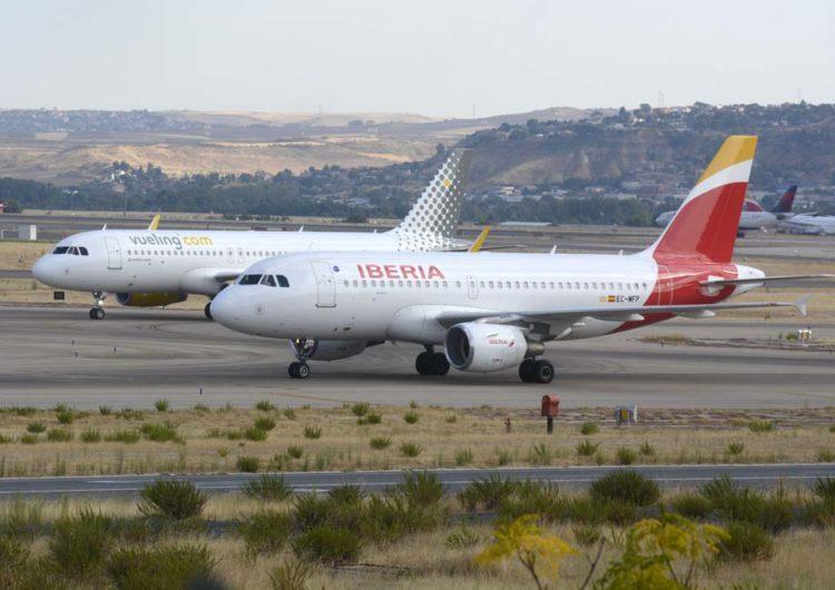 Iberia y Vueling, aerolíneas asociadas al Mobile World Congress de Barcelona