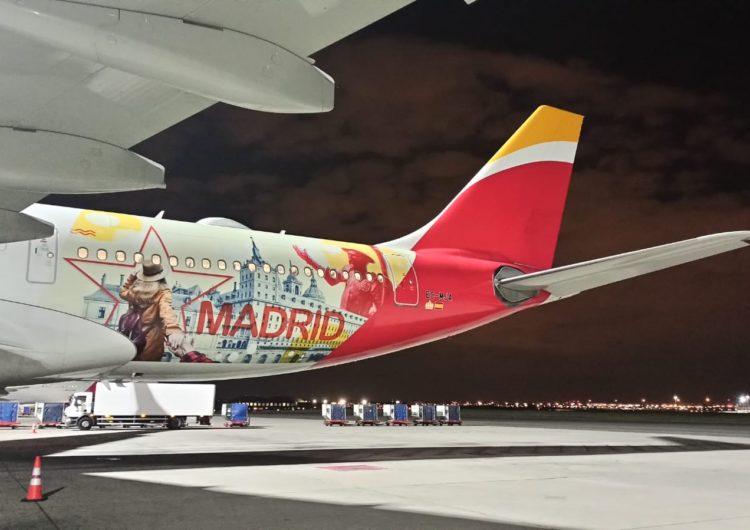 Iberia opera su primer vuelo directo Guayaquil-Madrid