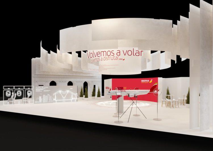 Reforzar el hub de Madrid y sostenibililidad, las propuestas de Iberia en Fitur