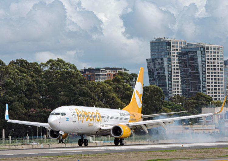 Más de 52.000 personas volaron por Flybondi en su primer mes en Aeroparque